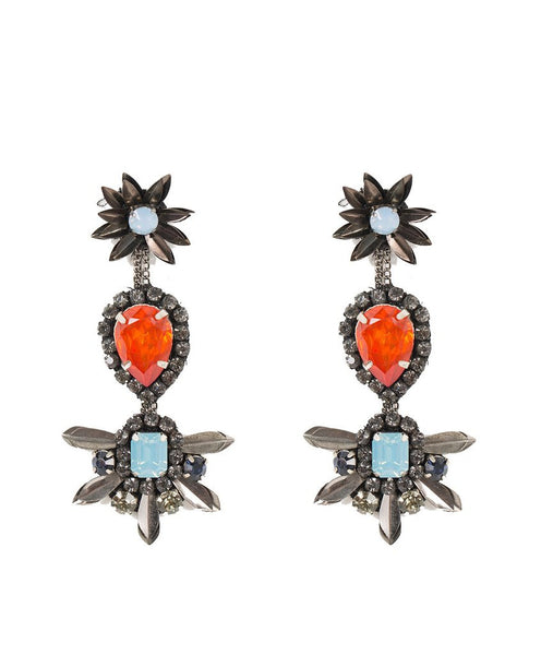Deepa Gurnani - Lilith Earrings-allforher.com