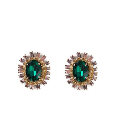 Deepa Gurnani - Marni Earrings-allforher.com