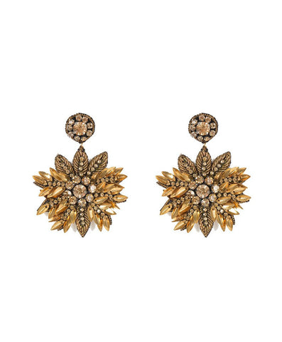 Deepa Gurnani - Pandora Earrings-allforher.com