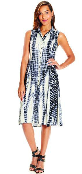 Meredith Banzhof - Fit & Flair Dress-allforher.com