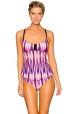 Swimsystems - Apron Tankini w/ Removable Cup-allforher.com