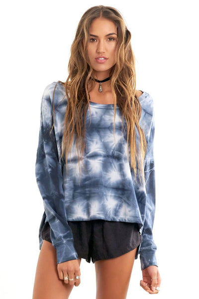 Saltwater Luxe - Wildest Dream Pullover-allforher.com