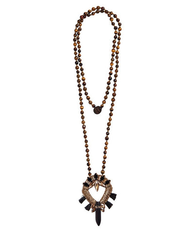 Deepa Gurnani - Corday Necklace-allforher.com
