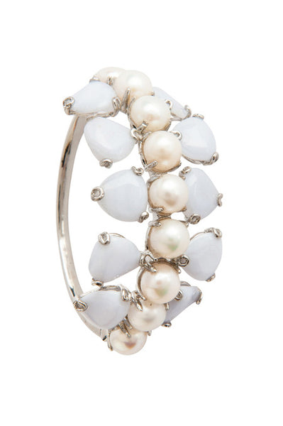 Bounkit - Pearls Bangle-allforher.com