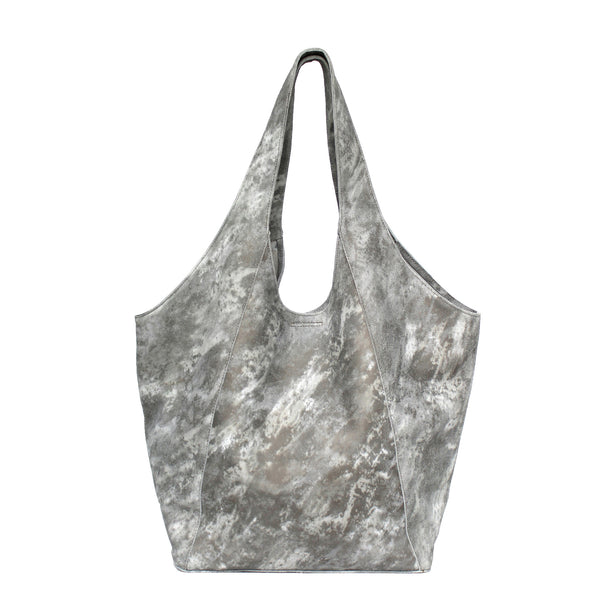 Streets Ahead - Two Strap Leather Hobo-allforher.com