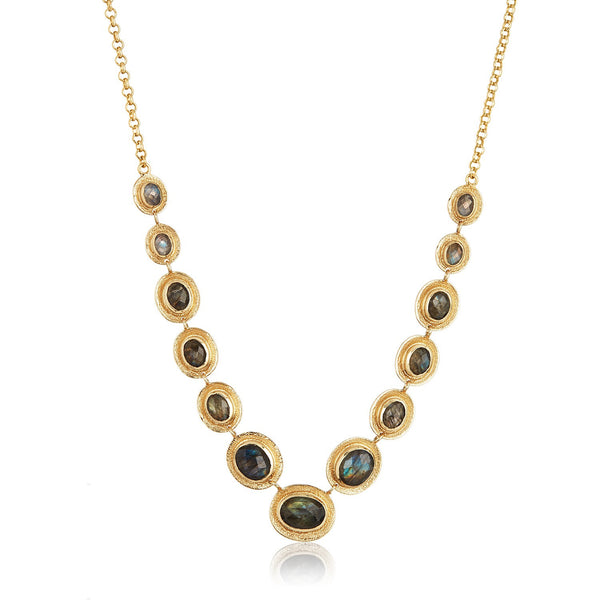 Melinda Maria - Anthony Necklace-allforher.com