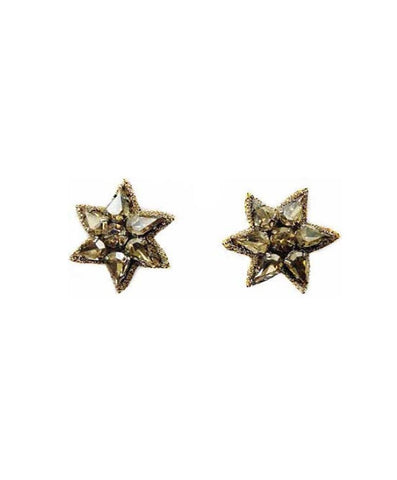 Deepa Gurnani - Star Earrings-allforher.com