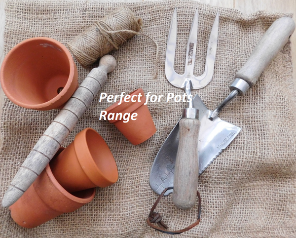 Select from our Perfect for Pots Range
