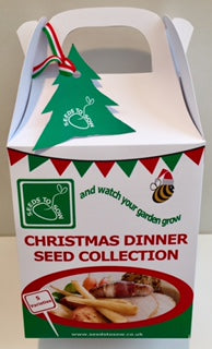 - Collection Box - Christmas Dinner - Seeds to Sow Limited