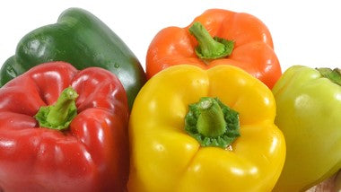 Sweet Peppers Rainbow Mix F1 - Seeds to Sow Limited