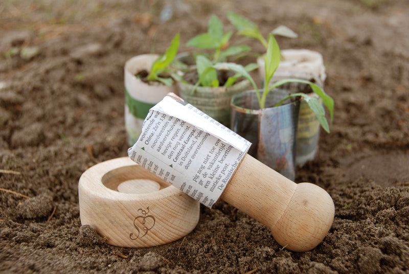 Gifts & Accessories - Paper Pot Maker - Seeds to Sow Limited