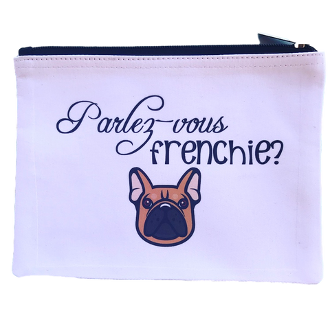 French Bulldog Pouch