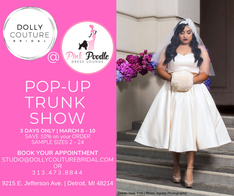 Pop Up Trunk Show