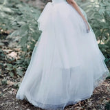 Adele - skirt - Dolly Couture Bridal