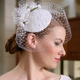 Little Hat - Dolly Couture Bridal - vintage inspired tea length wedding dresses - customize