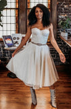 Tworca - skirt - Dolly Couture Bridal