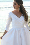 Dear Beverly - Dolly Couture Bridal - vintage inspired tea length wedding dresses - customize