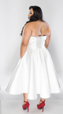 New York - luxe tafetta - Dolly Couture Bridal