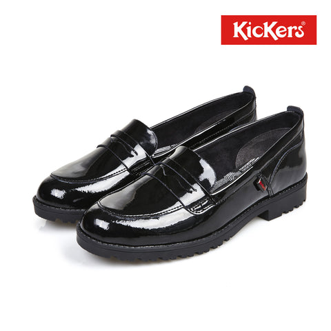 Lachly Loafer Patent by Kickers