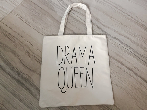 DRAMA QUEEN TOTE,  - Flamingo PINK