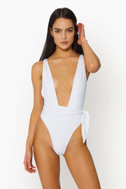 ARLIA ONE PIECE - WHITE