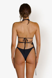 BRUNI BOTTOM - BLACK