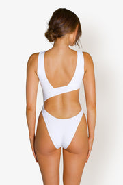 GISELE ONE PIECE - WHITE