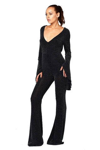 Alaia Jumpsuit - Masso Luxe