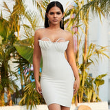 DASHA DRESS - Masso Luxe