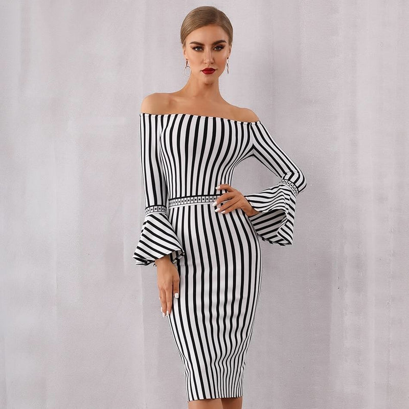 EVELINA DRESS - Masso Luxe