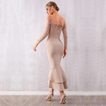 Load image into Gallery viewer, ALESSANDRA DRESS - Masso Luxe
