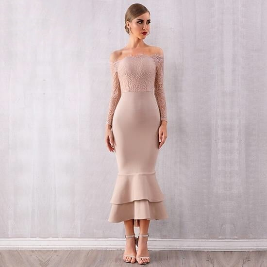 ALESSANDRA DRESS - Masso Luxe