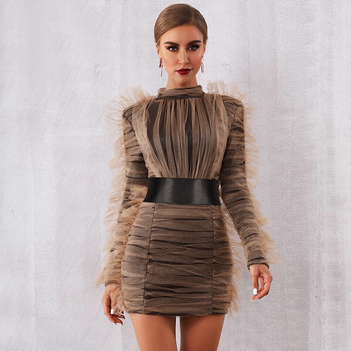 ABIGAIL DRESS - Masso Luxe