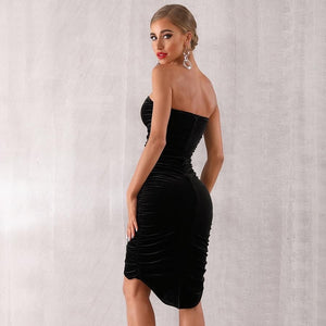 ALIYA DRESS - Masso Luxe