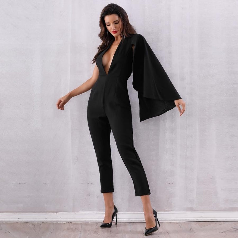 PALMA JUMPSUIT - Masso Luxe