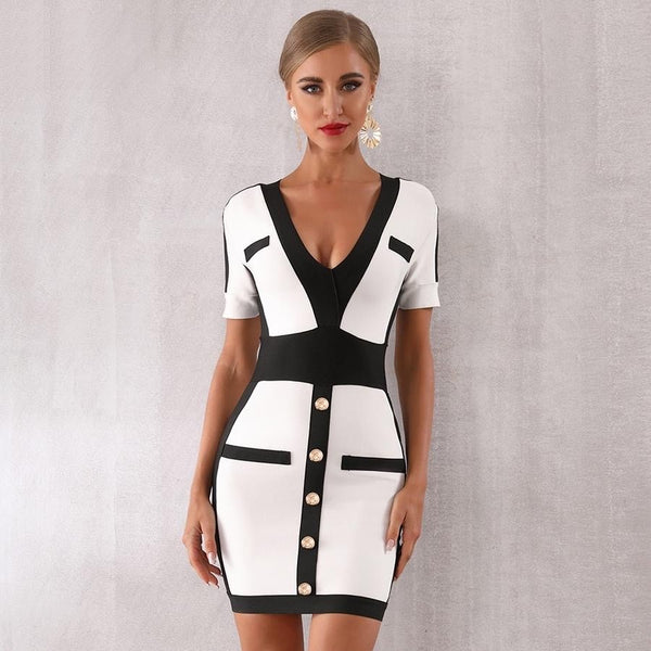 JACEY DRESS - Masso Luxe