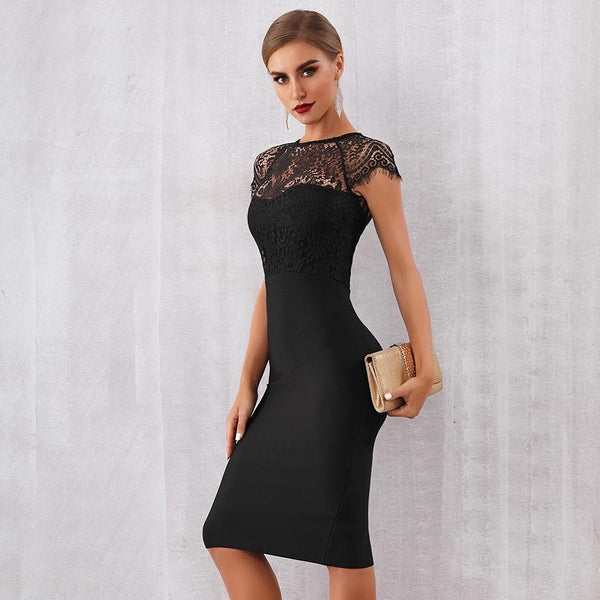 IVONA DRESS - Masso Luxe