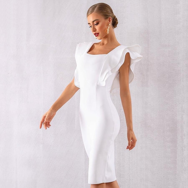 GEORGINA DRESS - Masso Luxe