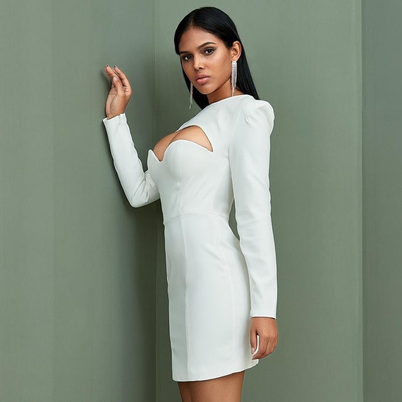 SOFYA DRESS - Masso Luxe