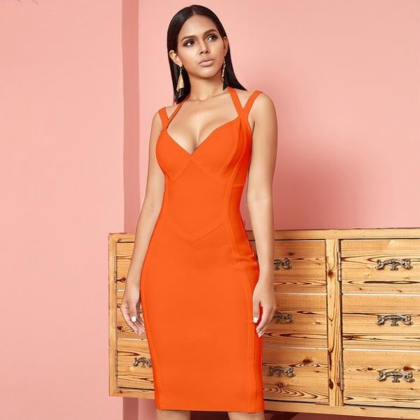 ALISSA DRESS - Masso Luxe