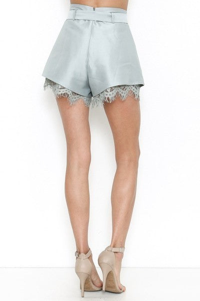 Carenza Short - Masso Luxe