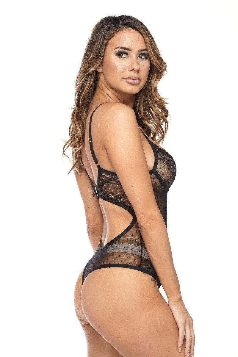 Michi Bodysuit - Masso Luxe