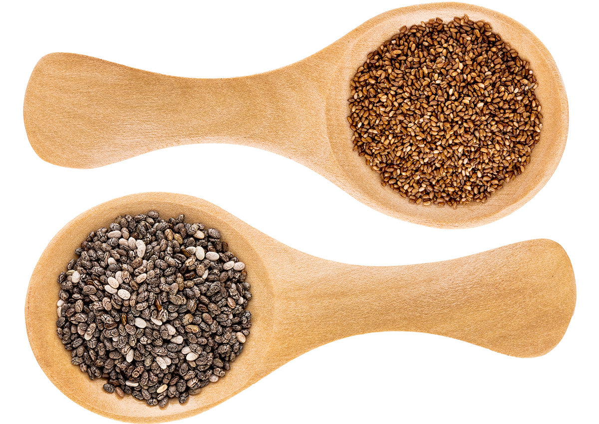 Flax and Chia Seed Benefits