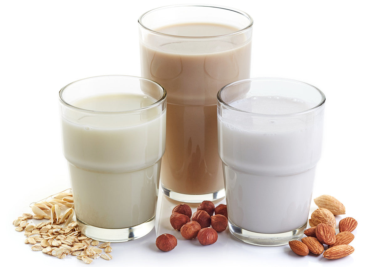 Almond, Coconut & Other Dairy Free Milks for Your Smoothie
