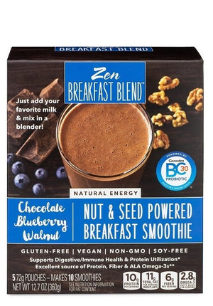 Blueberry Walnut Zen Breakfast Blend