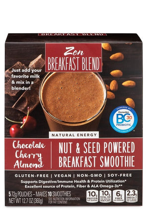 Cherry Almond Zen Breakfast Blend