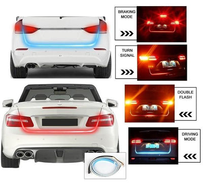 The Flow LED Strip Trunk Light - Sixty Six Depot