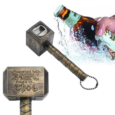 Hammer Of Thor Bottle Opener - Sixty Six Depot