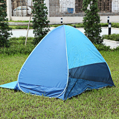 Portable 3 - 4 Person Outdoor Tent. - Sixty Six Depot