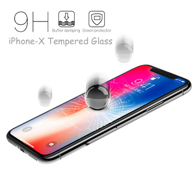 iPhone Tempered Glass - Sixty Six Depot
